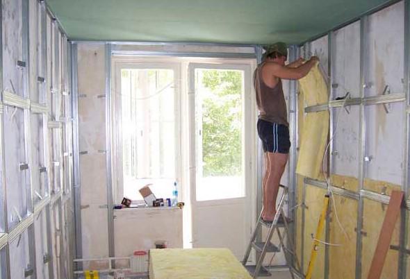 Звукоизоляция квартиры в панельном доме своими руками